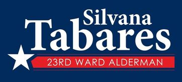 23 Ward Alderman Silvana Tabares